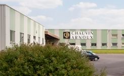 Site industriel de Reux (Calvados)