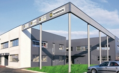 Site industriel de Meyzieu (Rhône)